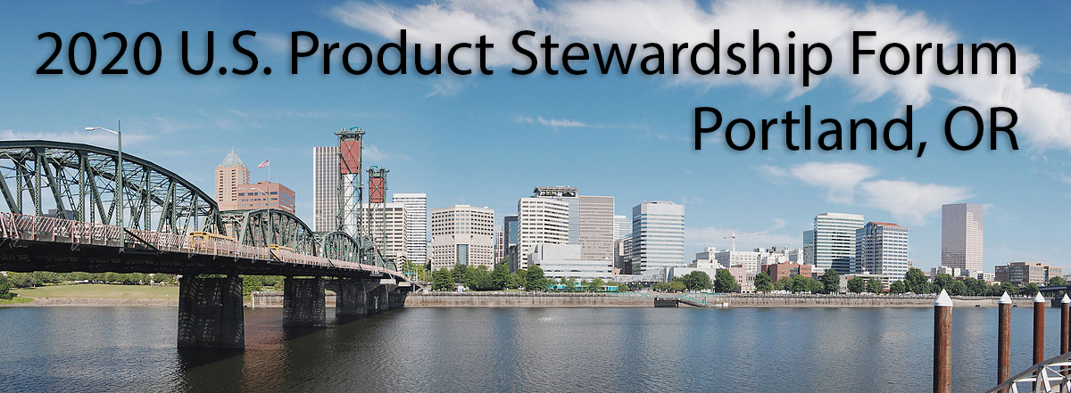 Product Stewardship Forum