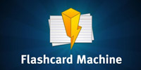 Flashcard Machine