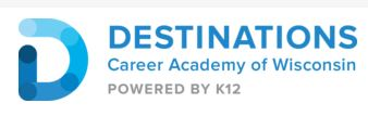 Destinations is a is tuition-free online CTE school which provides the structure, support, accountability, and state testing required of all public schools.