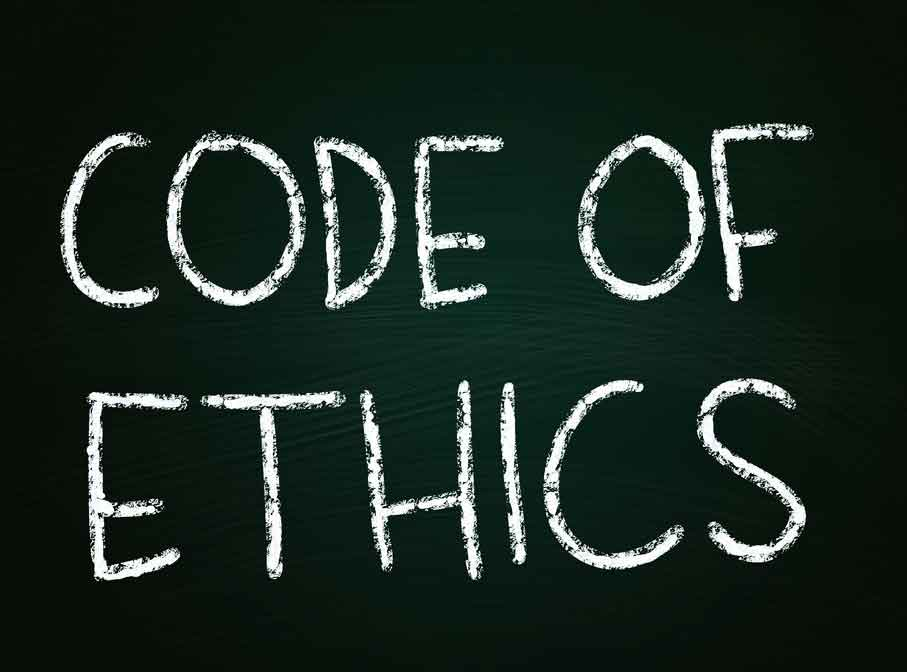 Code of Ethics for Student Teachers