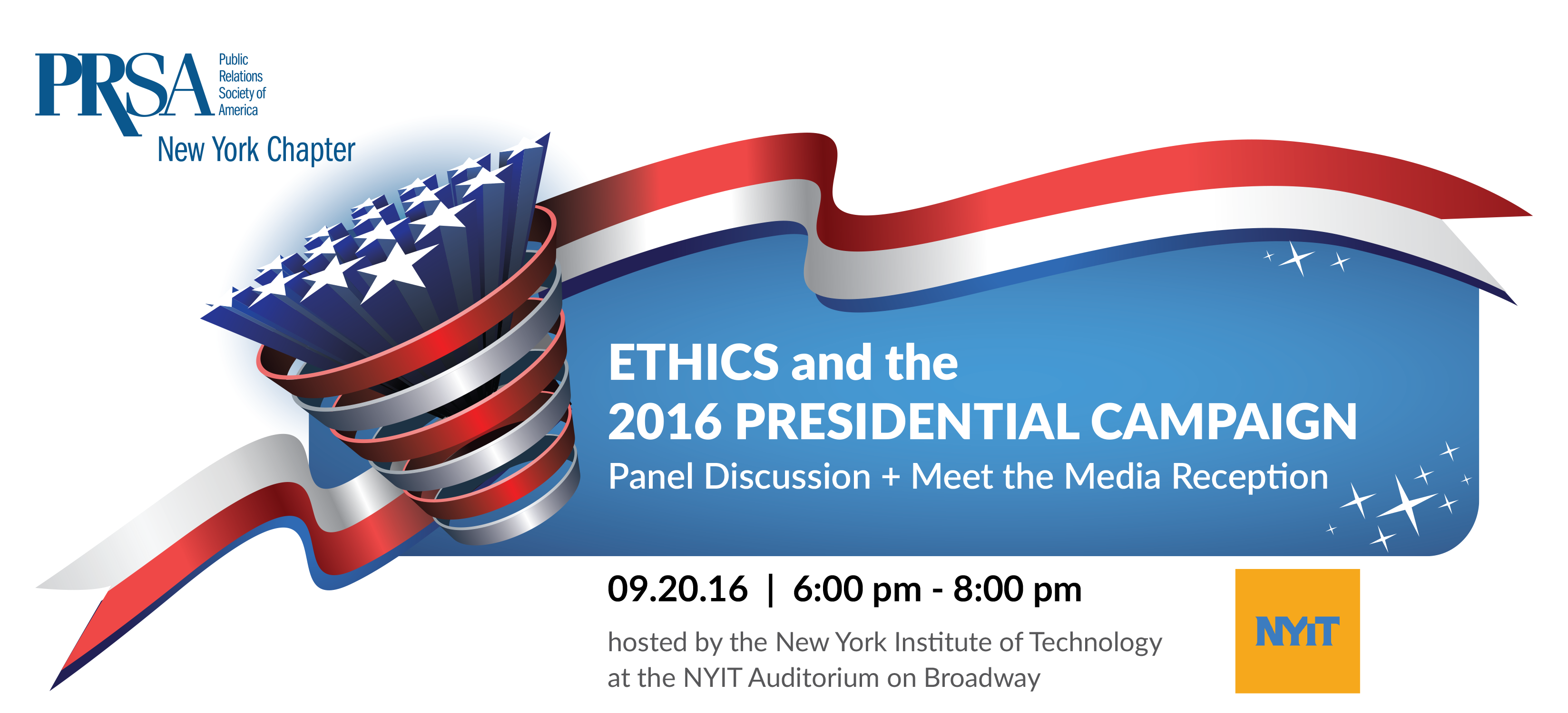 LOGO: Ethics and the 2016 Presidential Campaign