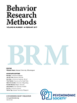 Behavior Research Methods