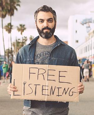 Ben Free Listening