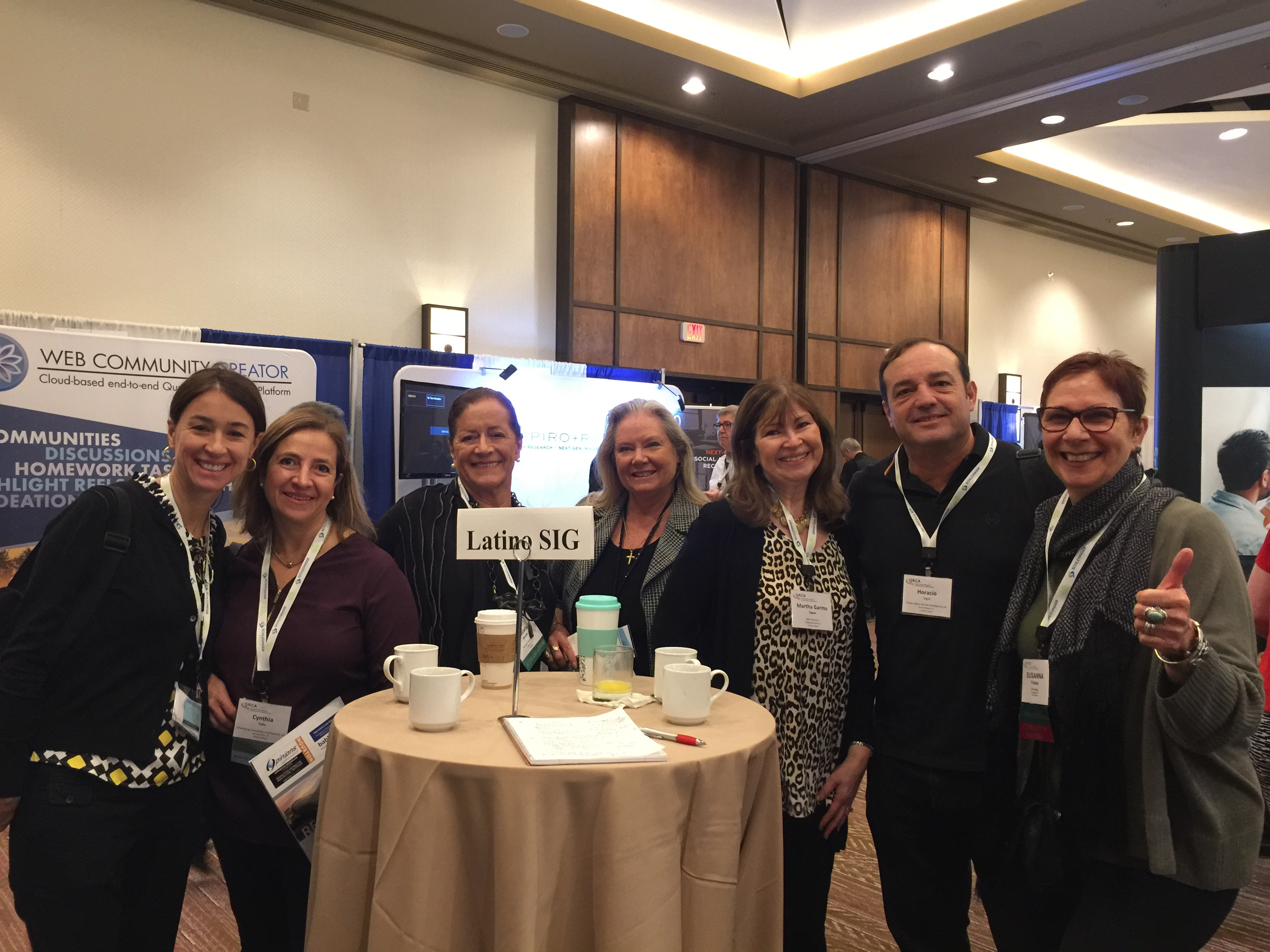 Latino SIG at the Annual Conference