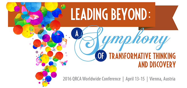 QRCA Worldwide Conference logo