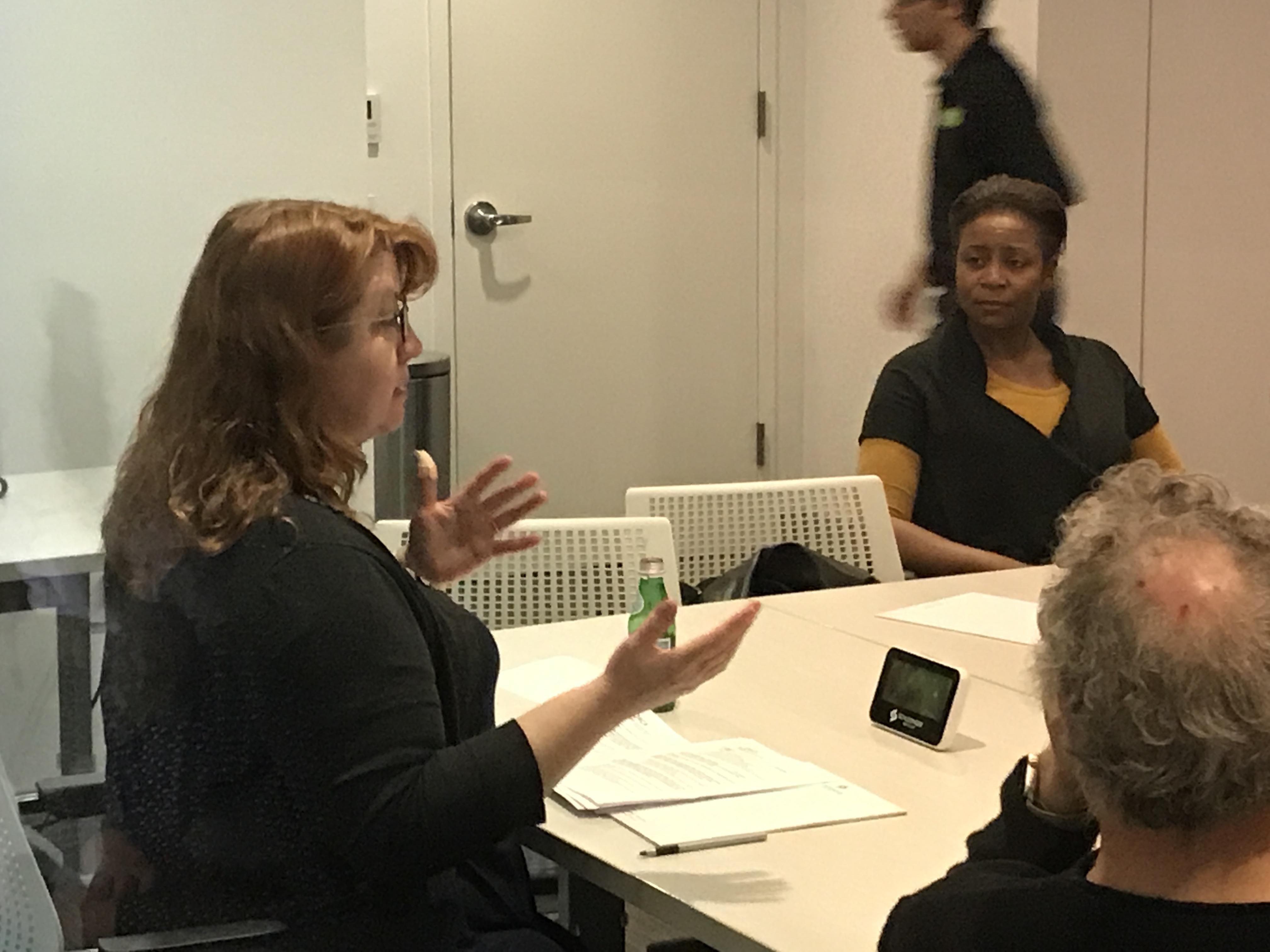 NYC Chapter Event - Jennifer Nelson