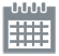 grey calendar icon