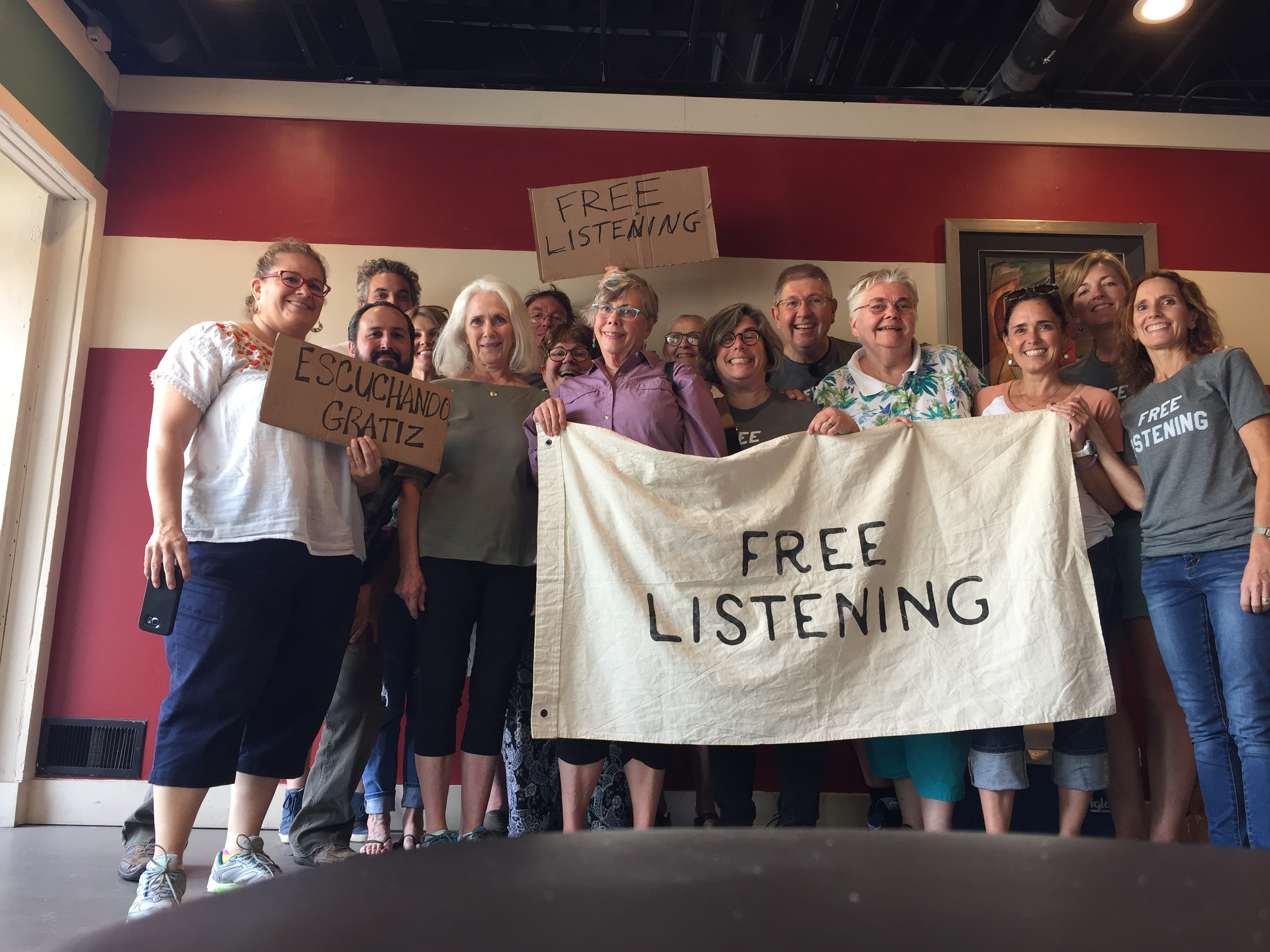 MN Chapter Free Listening Event
