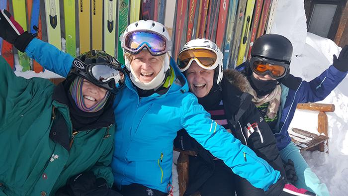 Ski Trip Ilka Kuhagen