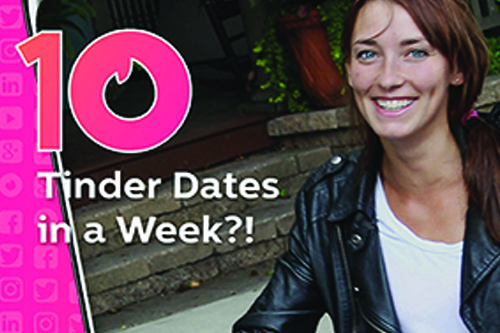 10 Tinder Dates in a Week