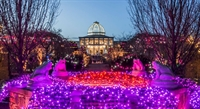 2018 RAM Family Night at Lewis Ginter's GardenFest of Light