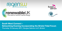 South West Connect (networking evening incorporating the Bristol Tidal Energy Forum)