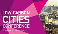 Scottish Renewables Low-Carbon Cities Conference