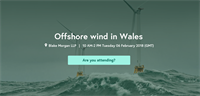 Offshore wind in Wales