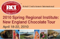 New England Chocolate Tour