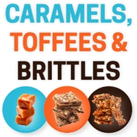 Caramels, Toffees & Brittles
