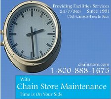 Chain Store Maintenance