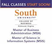 Click here for more information on South University