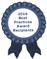 2016 Best Practices Award