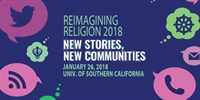 Reimagining Religion 2018: New Stories, New Communities