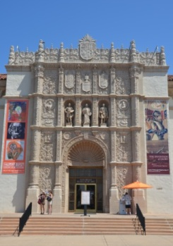 Image of the San Diego Museum of Art
