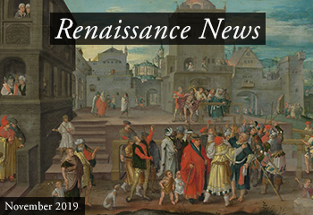 Renaissance News October 2019