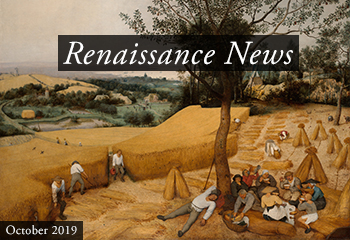 Renaissance News October 2019