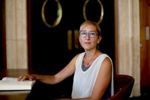 Jessica Wolfe, Renaissance Quarterly Articles Editor