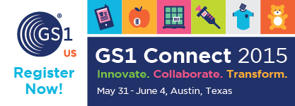GS1 Connect 2015
