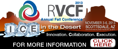 Register Now for the 2013 RVCF Annual Fall Conference