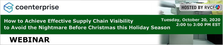 How to Achieve Effective Supply Chain Visibility to Avoid the Nightmare Before Christmas this Holiday Season