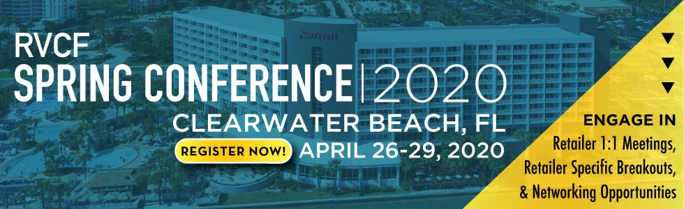 Spring 2020 Conference Banner
