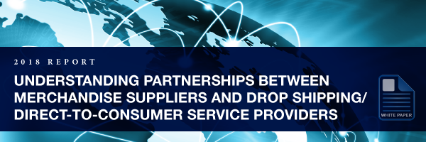 Understanding Partnerships Between Merchandise Suppliers and Drop Shipping/Direct-to-Consumer Service Providers