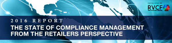 State of Compliance Management - Retailers