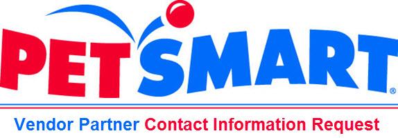 PetSmart Supplier Information Request