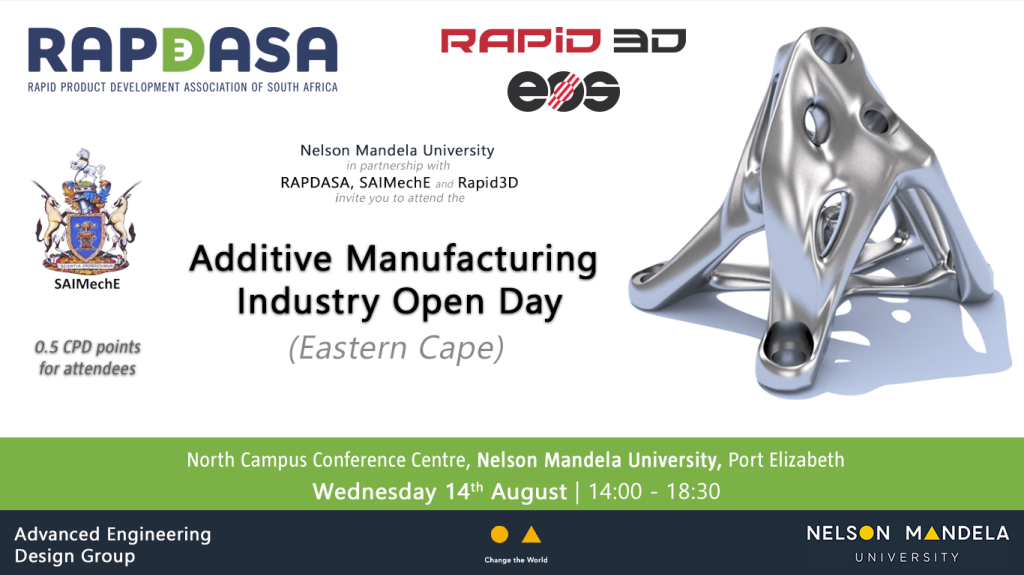 RAPDASA AM Industry Open Day