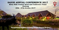 2017 SAIOH Annual Conference