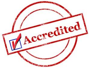 how to get accredited to teach courses