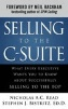 "Webinar - ""Selling to the C-Suite"""