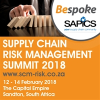 Supply Chain Risk Management Summit 2018 with Greg Schlegel