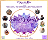 Partner Event - Women's Circle Online Conference For Women by Women