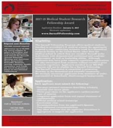 Fellowship Information - Sarnoff Cardiovascular Research