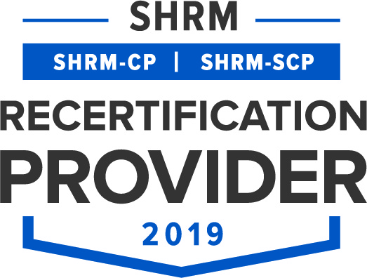 SHRM Approved Provider 2019