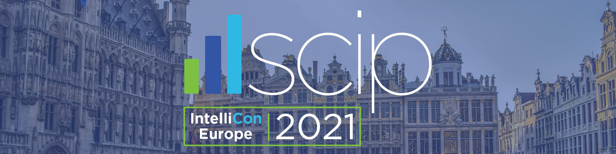 IntelliCon Europe 2021 banner