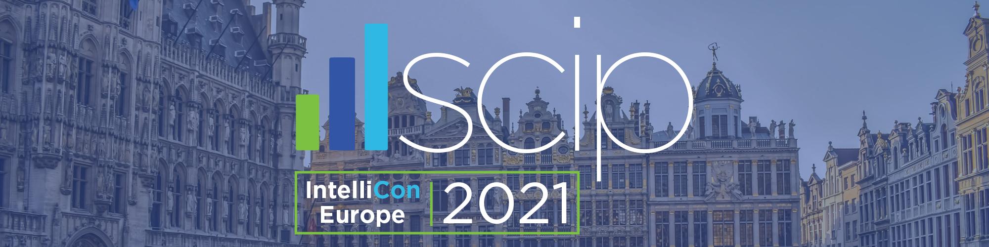 SCIP IntelliCon Euroep 2021