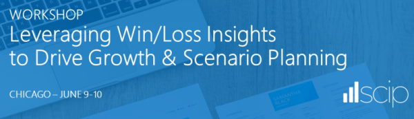 Leveraging Win/Loss Insights to Drive Growth & Scenario Planning