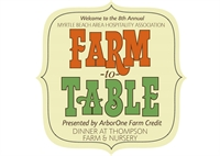 MBAHA Annual Farm to Table Dinner