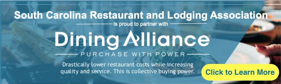 Dining Alliance Program Ad