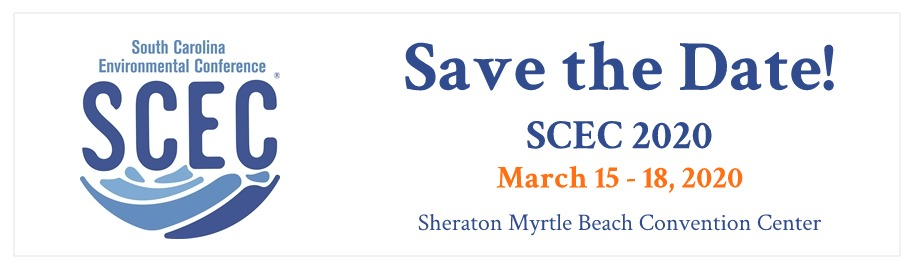 Save the Date1 SCEC 2020 will be held March 15-18, 2020