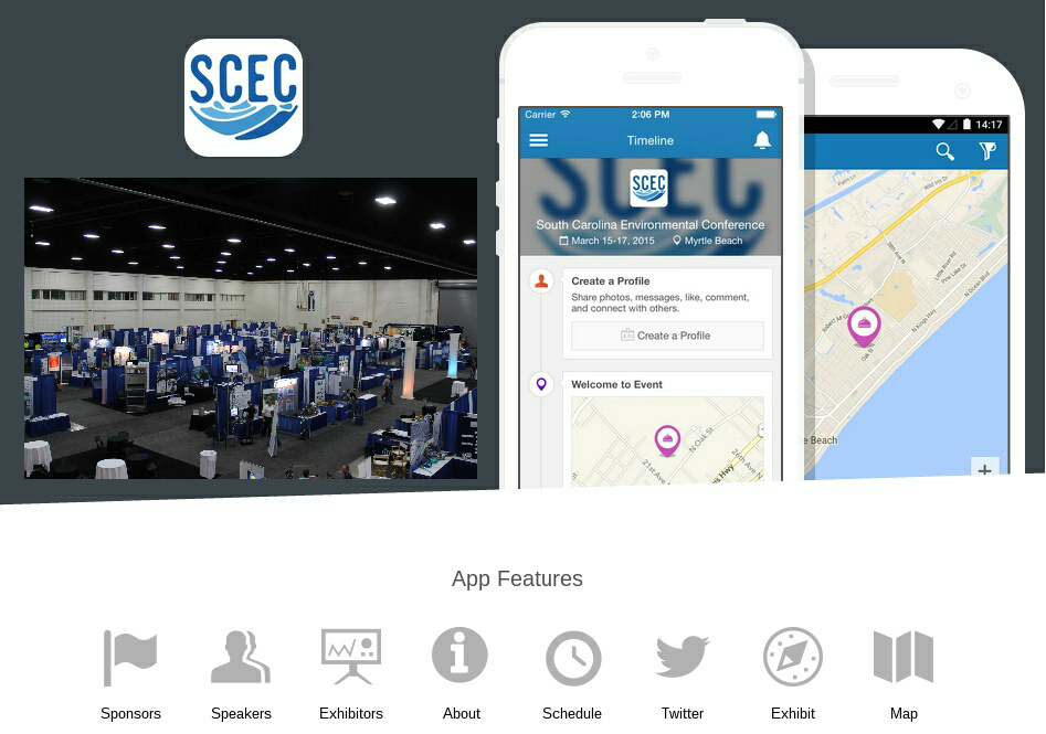 Download the SCEC app